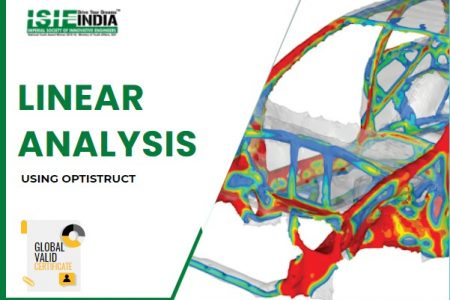 Linear Analysis using Optistruct