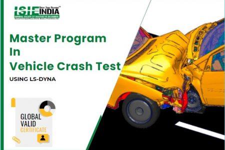 Master Program in Vehicle Crash Test Using LS-DYNA